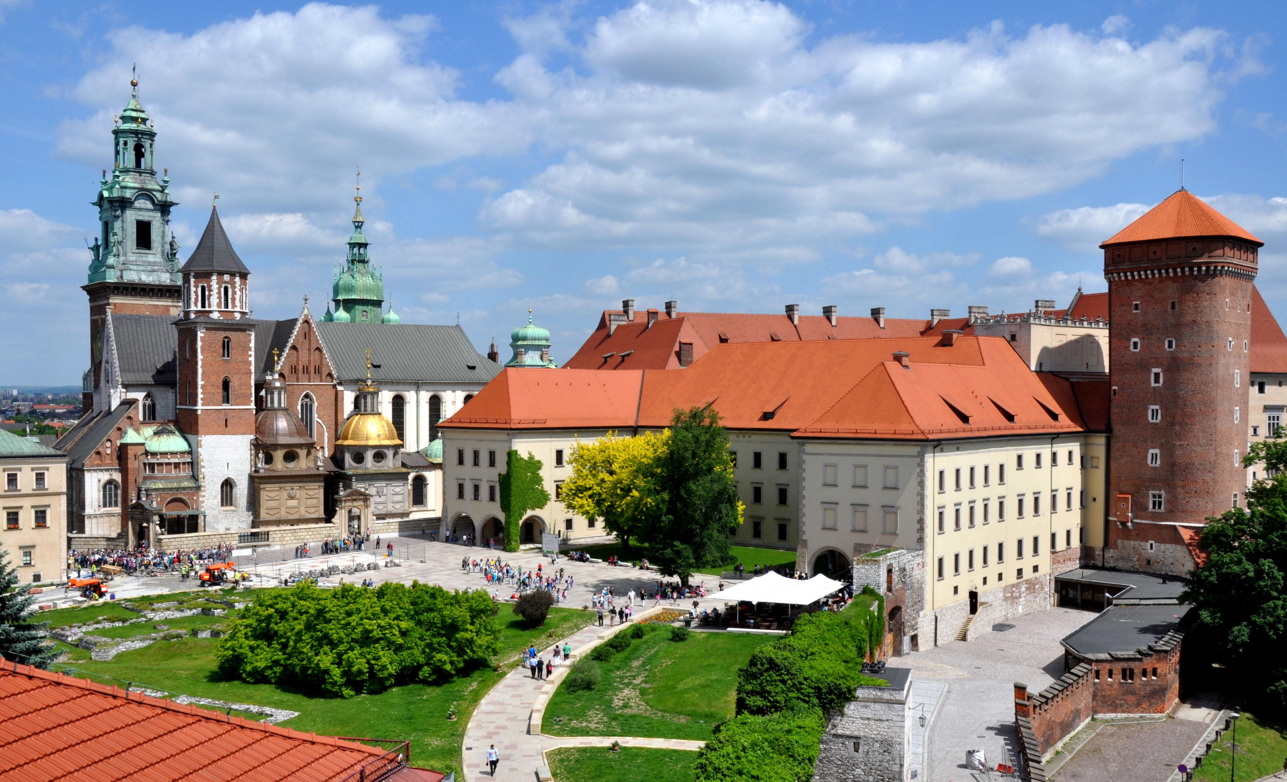 Kraków, Wieliczka, Zakopane