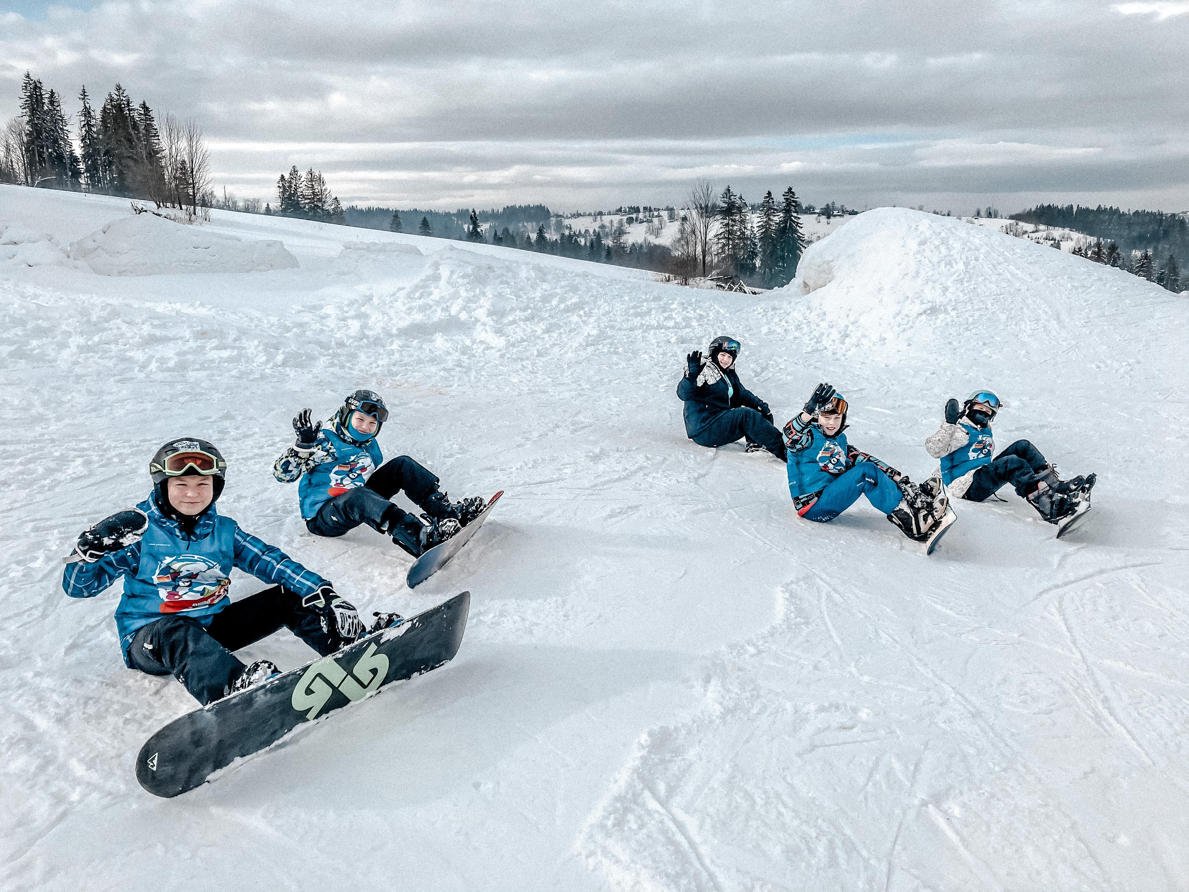 Obóz narciarsko-snowboardowy Karpacz